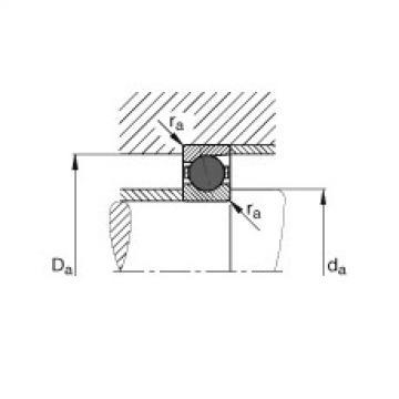 FAG محامل المغزل - HCB71917-C-T-P4S