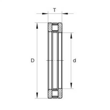 FAG محوري أسطواني محامل - RT625