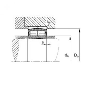 FAG محامل أسطوانية - Z-565685.ZL-K-C5